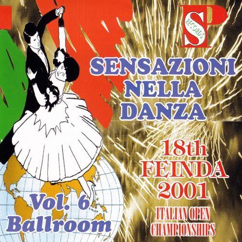 Sensazioni Nella Danza Vol....