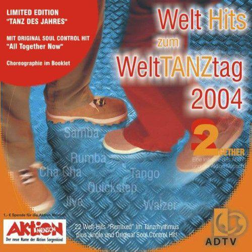 Welt Hits zum Welttanztag 2004