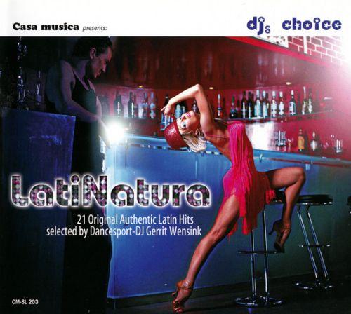 DJ's Choice - LatiNatura