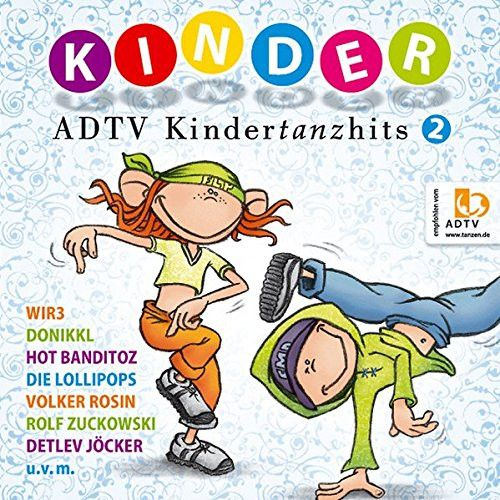 ADTV Kindertanzhits 2