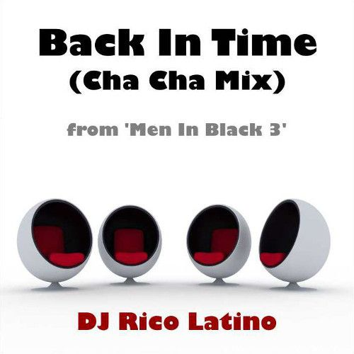 Back In Time (Single)