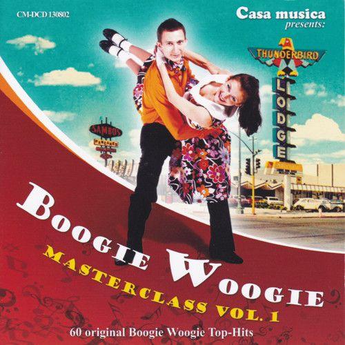 Boogie Woogie Masterclass...