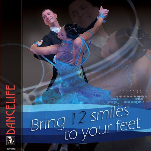 Bring 12 smiles to your feet