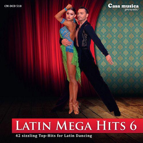 Latin Mega Hits 6