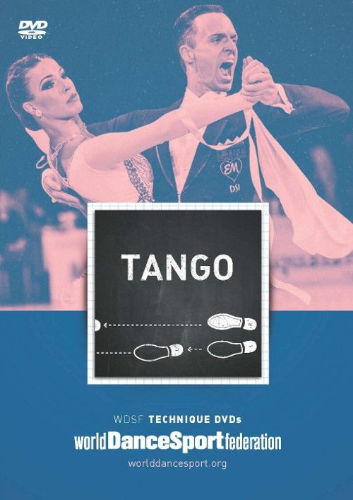 WDSF Technique DVDs - Tango