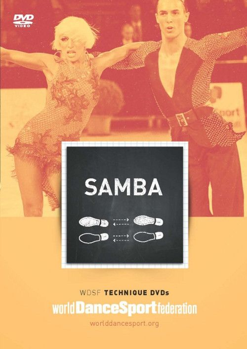 WDSF Technique DVDs - Samba