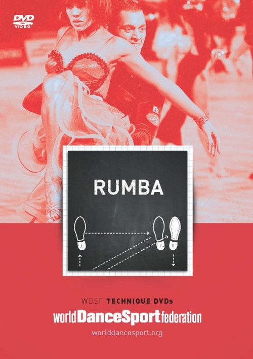 WDSF Technique DVDs - Rumba