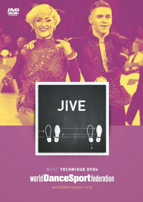 WDSF Technique DVDs - Jive