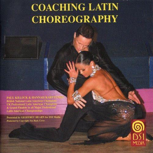 Coaching Latin Choreography