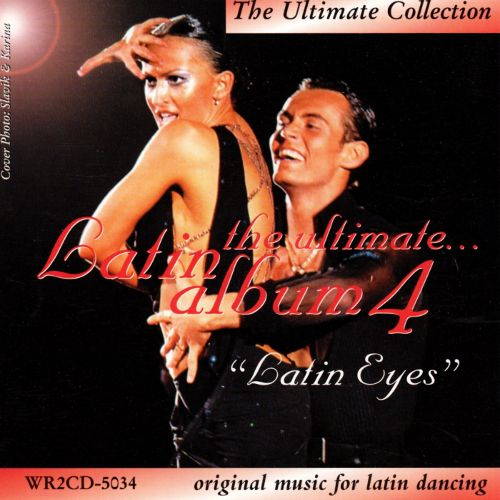 The Ultimate... Latin Album...