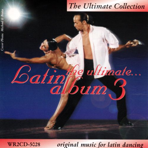 The Ultimate... Latin Album 03