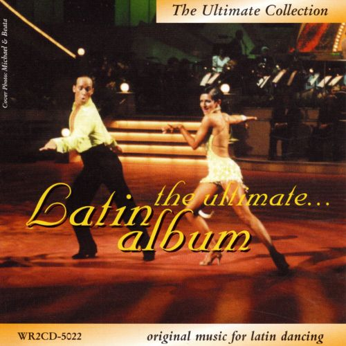 The Ultimate... Latin Album 01