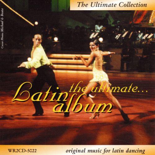 The Ultimate... Latin Album 01