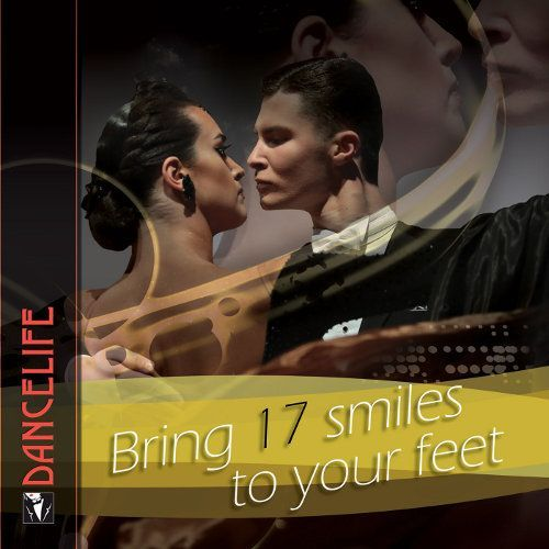 Bring 17 smiles to your feet