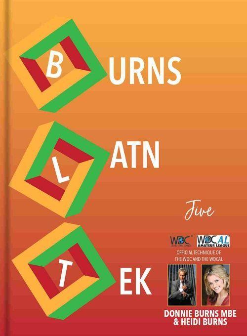 Burns Latin Tec - Jive (1st...