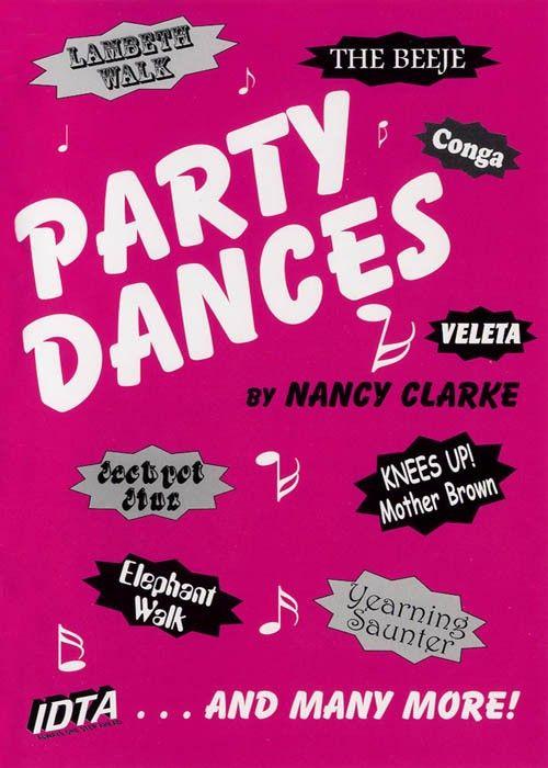 IDTA Party Dances