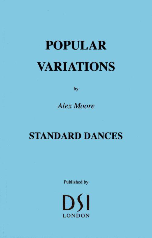 ISTD Popular Variations In Standard (3rd Edition)