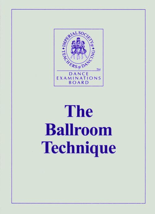 ISTD Ballroom Technique (10th Edition)
