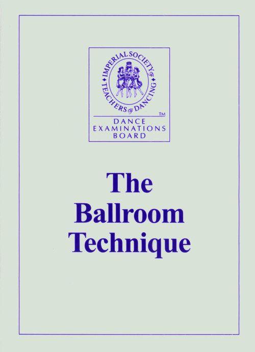 ISTD Ballroom Technique (10th Edition)