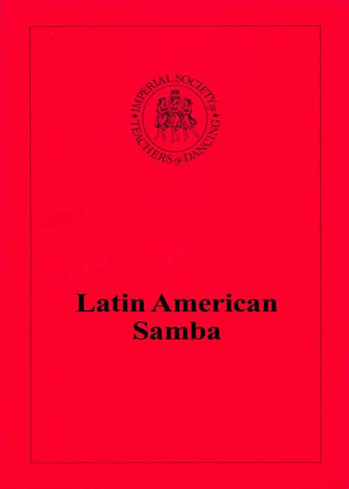 ISTD Latin American Samba (6th Edition)