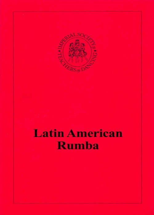 ISTD Latin American Rumba (6th Edition)