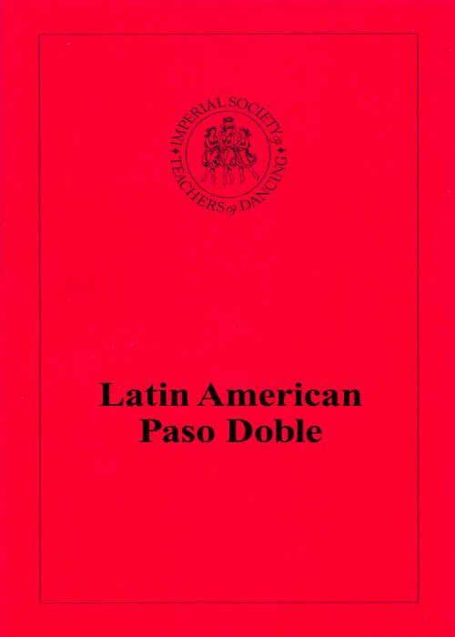 ISTD Latin American Paso Doble (6th Edition)