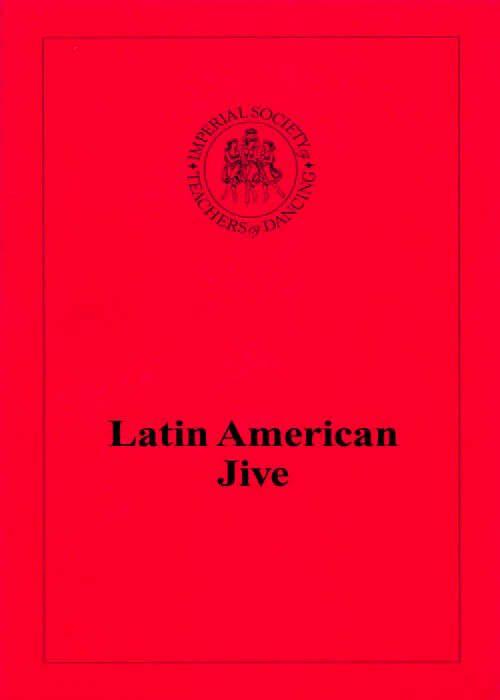 ISTD Latin American Jive (6th Edition)