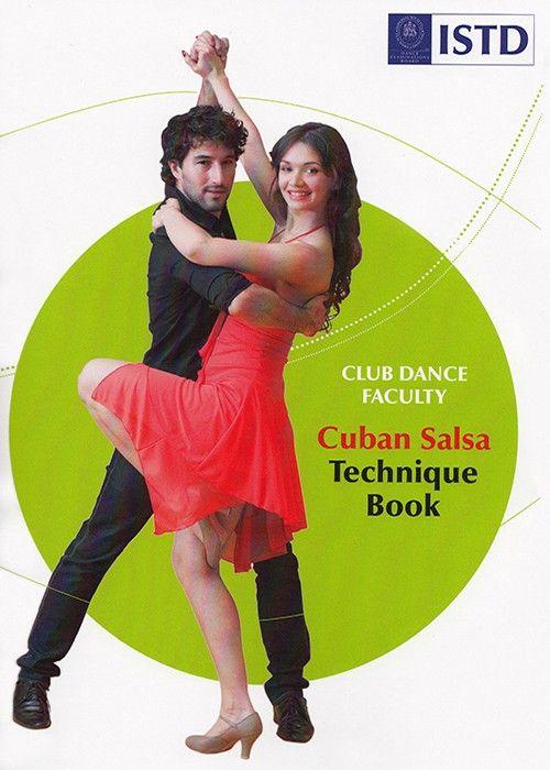 ISTD Cuban Salsa Technique Book