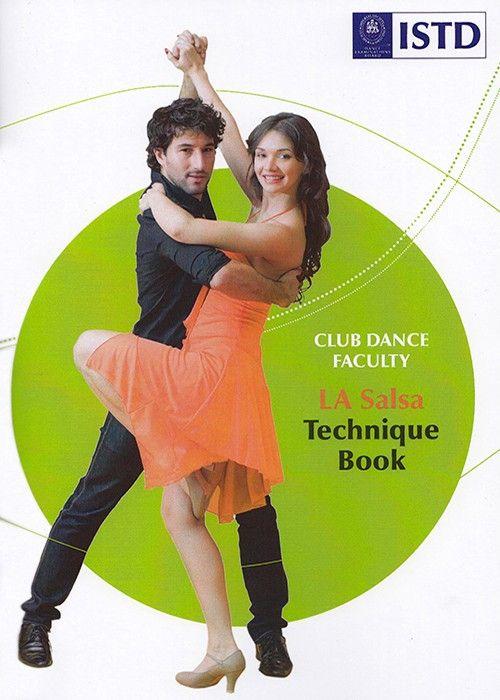ISTD L.A. Salsa Technique Book