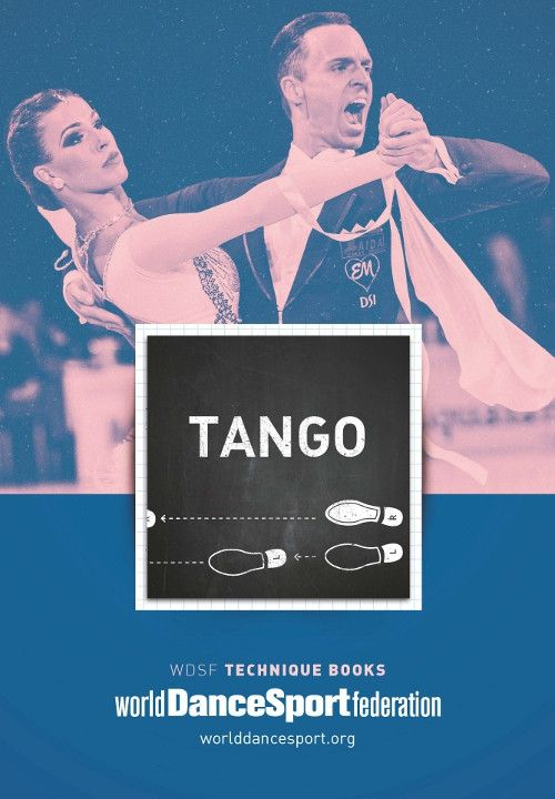 WDSF Technique Books - Tango (3rd edition)