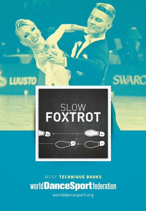 WDSF Technique Books - Slow Foxtrot (3rd edition)