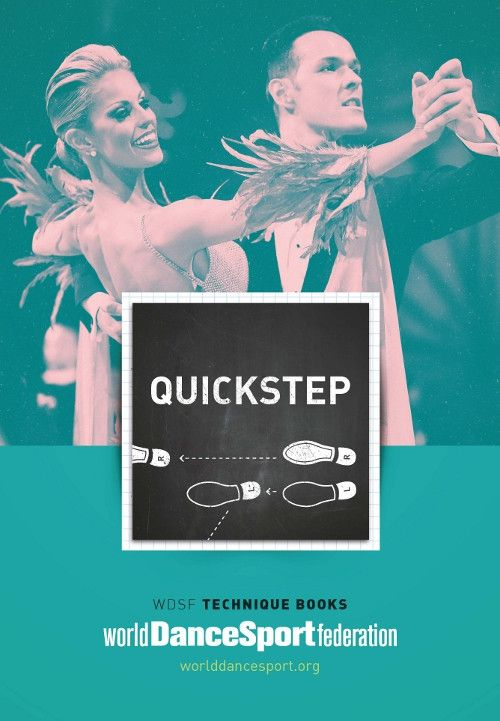 WDSF Technique Books - Quickstep (3rd edition)