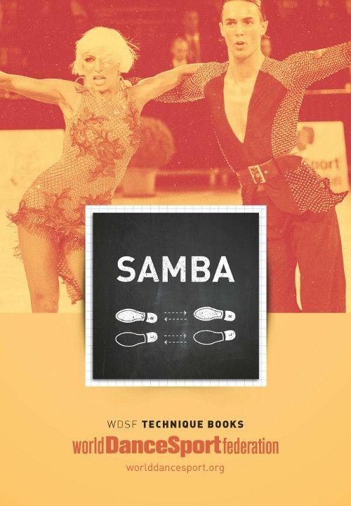 WDSF Technique Books - Samba (3rd edition)