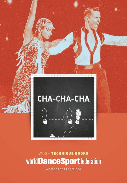 WDSF Technique Books - Cha-Cha-Cha (3rd edition)
