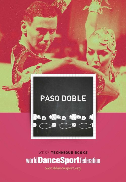 WDSF Technique Books - Paso Doble (3rd edition)