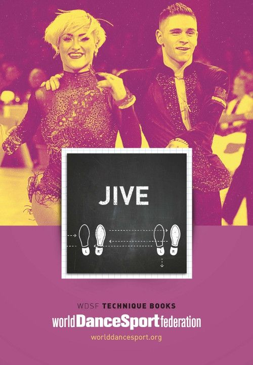 WDSF Technique Books - Jive (3rd edition)