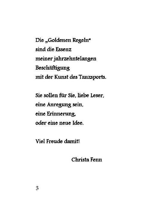 Goldene Regeln (2. Auflage)