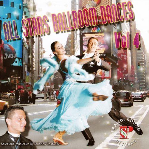 All Stars Ballroom Dances Vol. 4