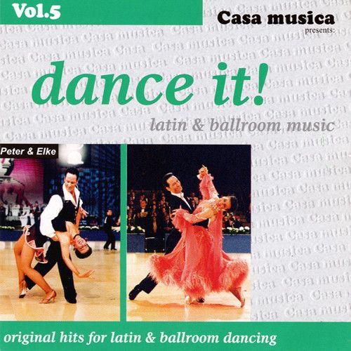 Vol. 05: Latin & Ballroom...